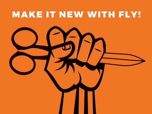 FREE event: Make Things New with FLY!
