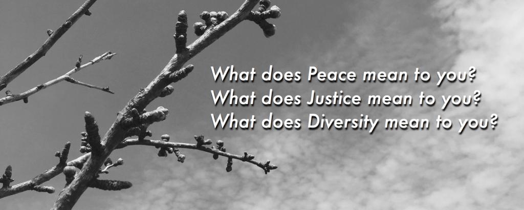 Peace Justice Diversity
