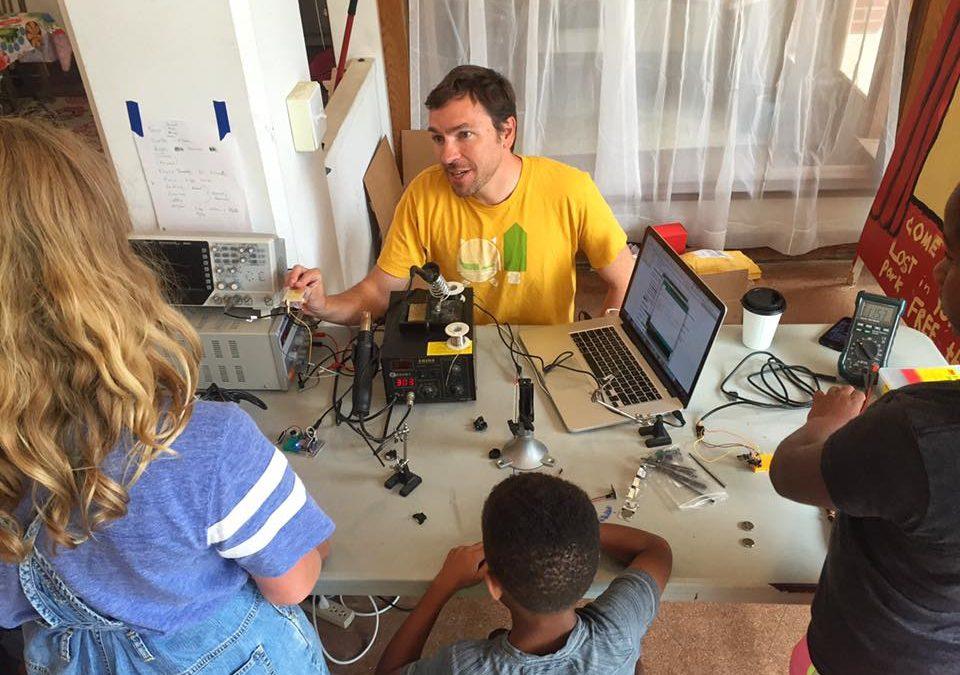 FLY Kid Hackathon
